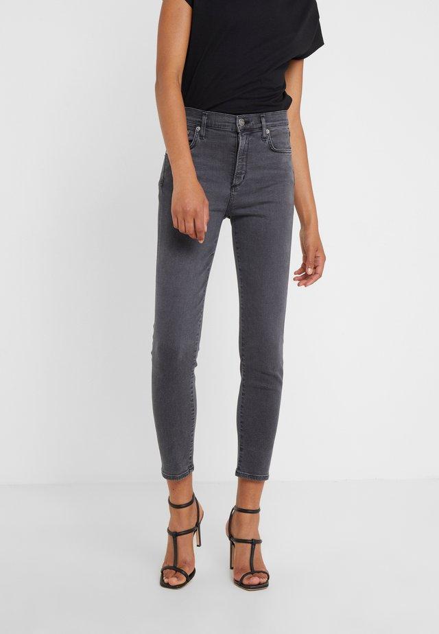 SOPHIE  - Jeans Skinny Fit - grey denim