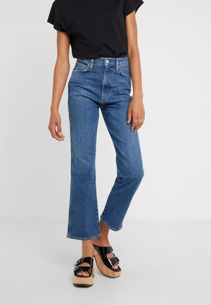 HIGH RISE WAIST - Jeans Relaxed Fit - subdued