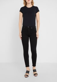 Agolde - SOPHIE ANKLE - Jeansy Skinny Fit - sane - 0