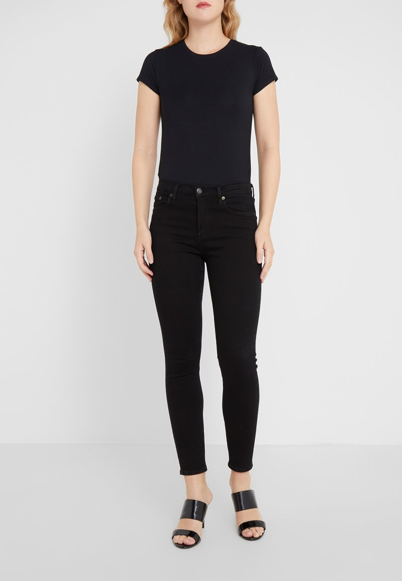 Agolde - SOPHIE ANKLE - Jeansy Skinny Fit - sane