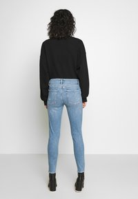 Agolde - SOPHIE SKINNY - Jeansy Skinny Fit - saltwater - 2