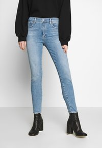 Agolde - SOPHIE SKINNY - Jeansy Skinny Fit - saltwater - 0