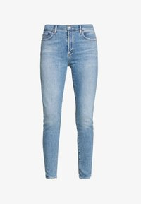 Agolde - SOPHIE SKINNY - Jeansy Skinny Fit - saltwater - 3