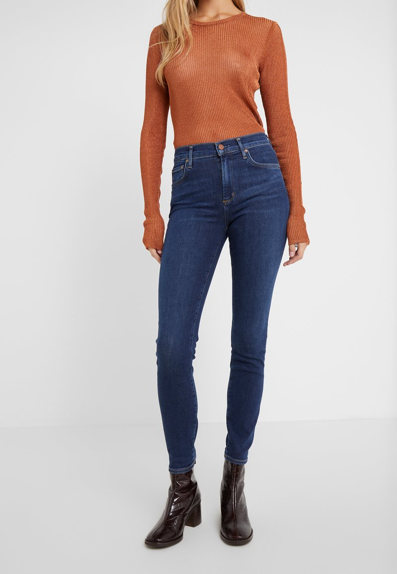 Agolde - SOPHIE  - Jeans Skinny Fit - prelude
