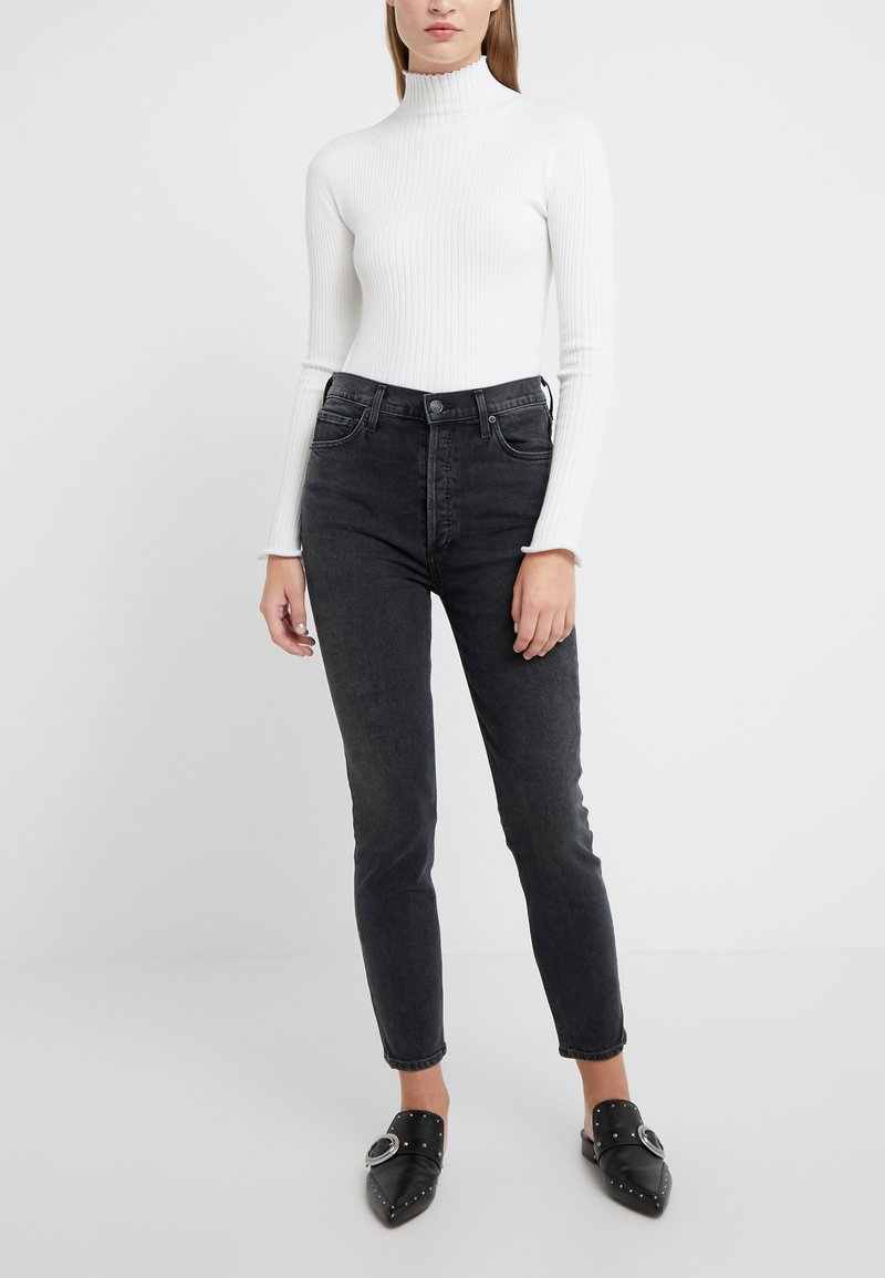 Agolde - NICO HIGH RISE - Jeans Slim Fit - virtue