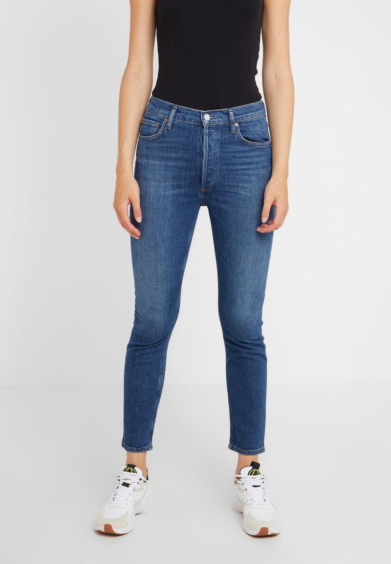 Agolde - NICO - Jeans Slim Fit - blue denim