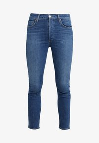 Agolde - NICO - Slim fit -farkut - blue denim - 4