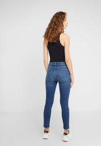 Agolde - NICO - Slim fit -farkut - blue denim - 2
