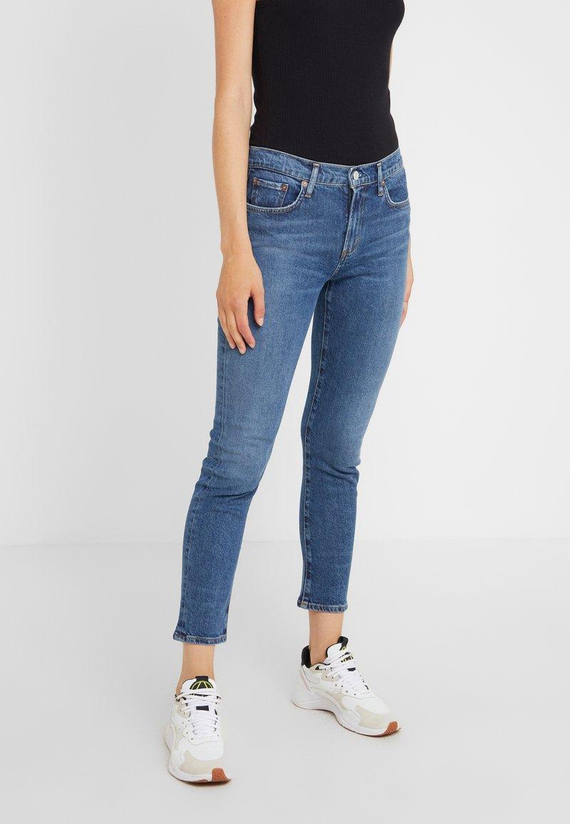 Agolde - TONI - Jeans Slim Fit - obescure