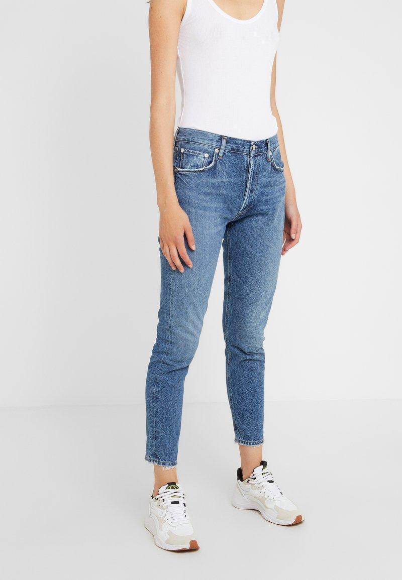 Agolde - JAMIE - Jeans Straight Leg - blithe