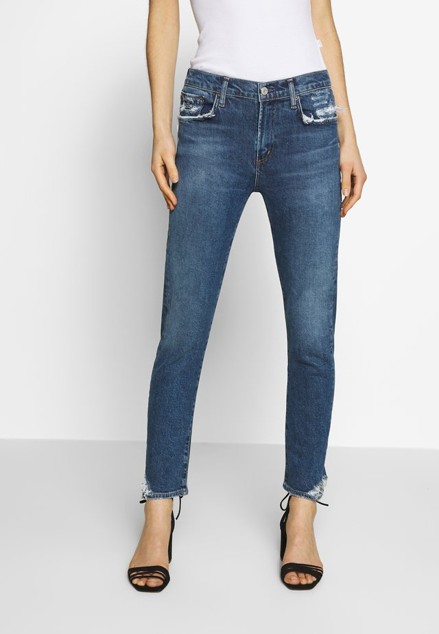 TONI - Slim fit jeans - stratosphere