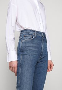 Agolde - PINCH WAIST - Straight leg jeans - subdued cut off hem - 6