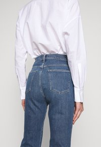 Agolde - PINCH WAIST - Straight leg jeans - subdued cut off hem - 3