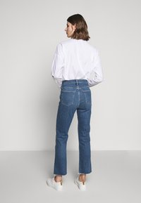 Agolde - PINCH WAIST - Straight leg jeans - subdued cut off hem - 2