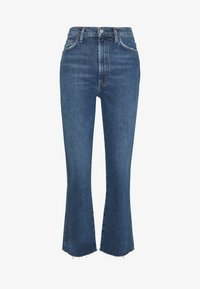 Agolde - PINCH WAIST - Straight leg jeans - subdued cut off hem - 5