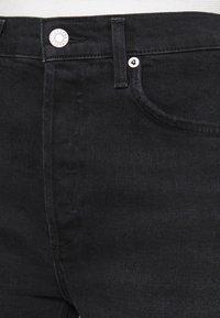 Agolde - RILEY - Slim fit jeans - black pepper - 4