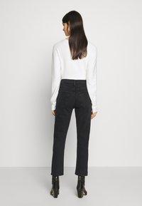 Agolde - RILEY - Slim fit jeans - black pepper - 2