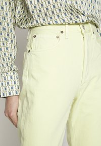 Agolde - 90'S - Jeansy Straight Leg - limoncello - 3
