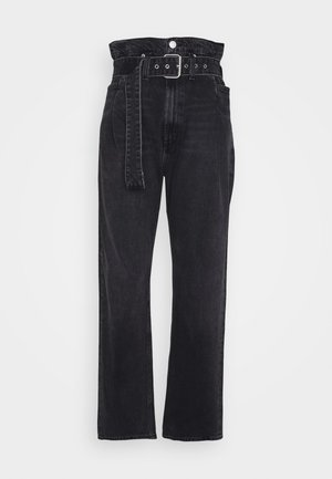 REWORKED - Straight leg jeans - pave