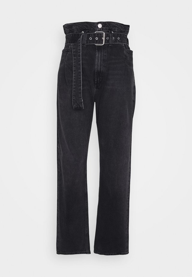 REWORKED - Jeans Straight Leg - pave
