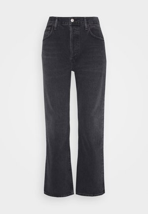 RIPLEY - Straight leg jeans - photogram