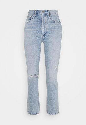 RILEY - Straight leg jeans - shatter