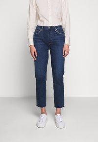 Agolde - REMY - Jeans Straight Leg - blue denim - 0