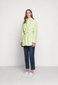 Agolde - REMY - Jeans Straight Leg - blue denim - 1