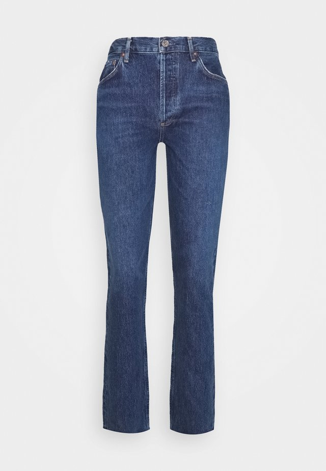 REMY - Jeans Straight Leg - blue denim