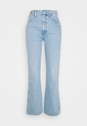 BOOT - Bootcut jeans - blue denim