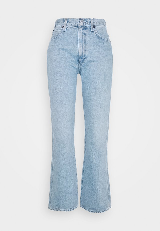 BOOT - Jeans Bootcut - blue denim