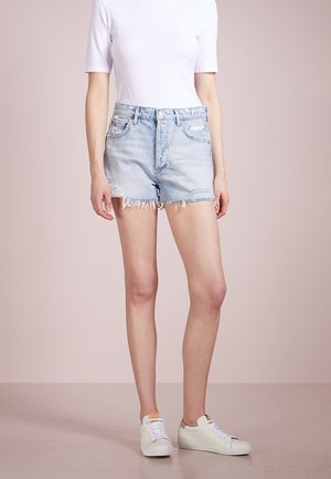 JADEN HIGHRISE SHORT - Denim shorts - broken