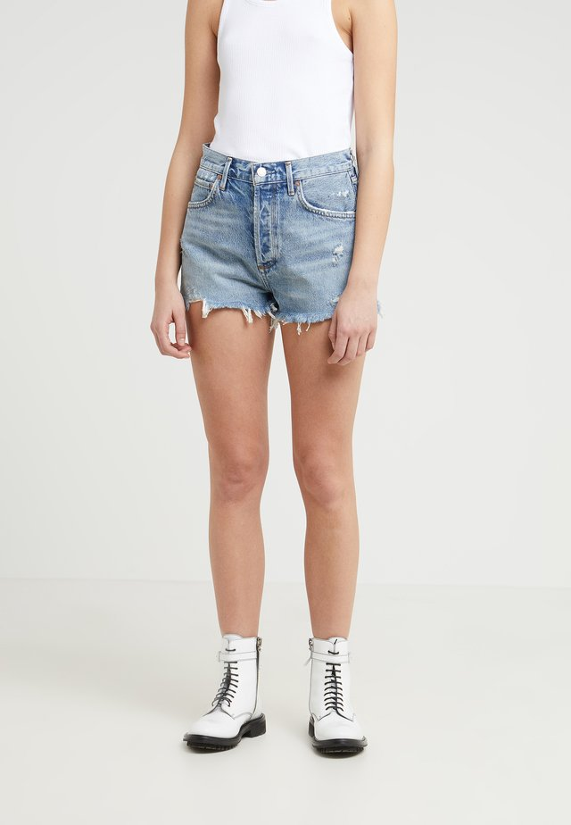 JAMIE HIGH RISE  - Jeansshorts - surreal