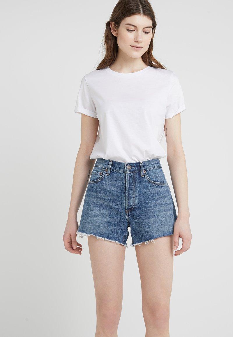 Agolde - BOYFRIEND - Jeans Short / cowboy shorts - avail