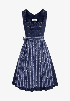 Dirndl - dark blue