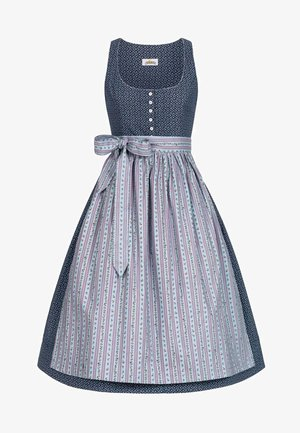 STEFFI - Dirndl - blue/light blue
