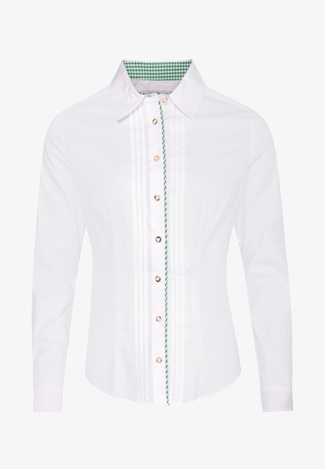 OTTI  - Button-down blouse - white
