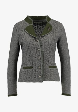 STRICK - Cardigan - anthracite