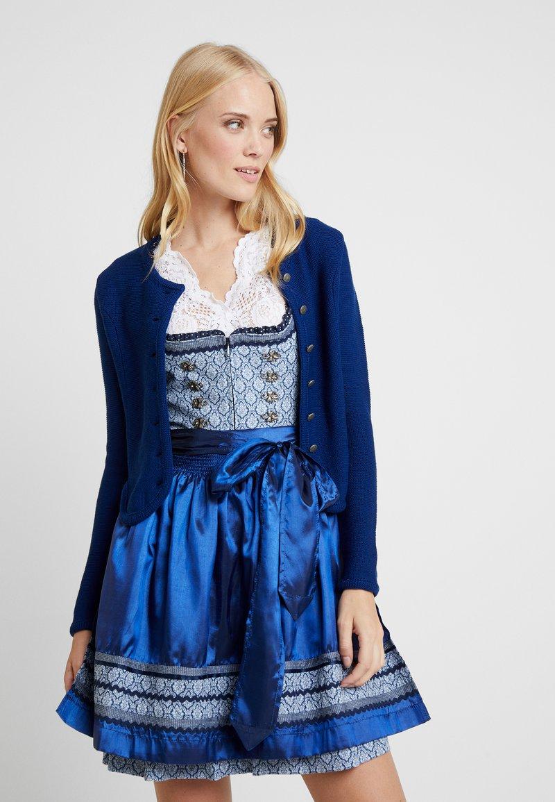Almsach - Strickjacke - blau