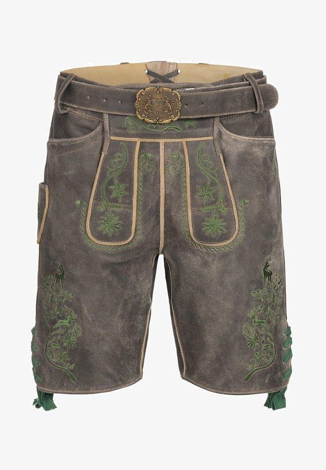 JOHANN  - Shorts - grey