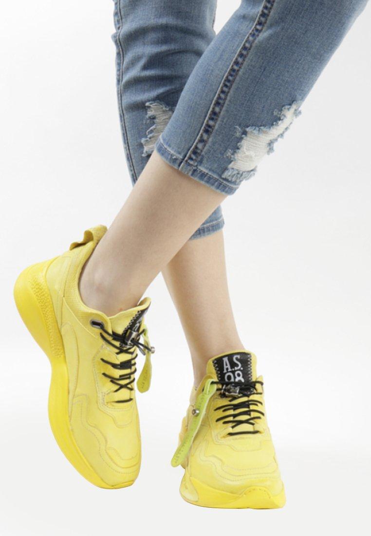 A.S.98 - Sneaker low - yellow