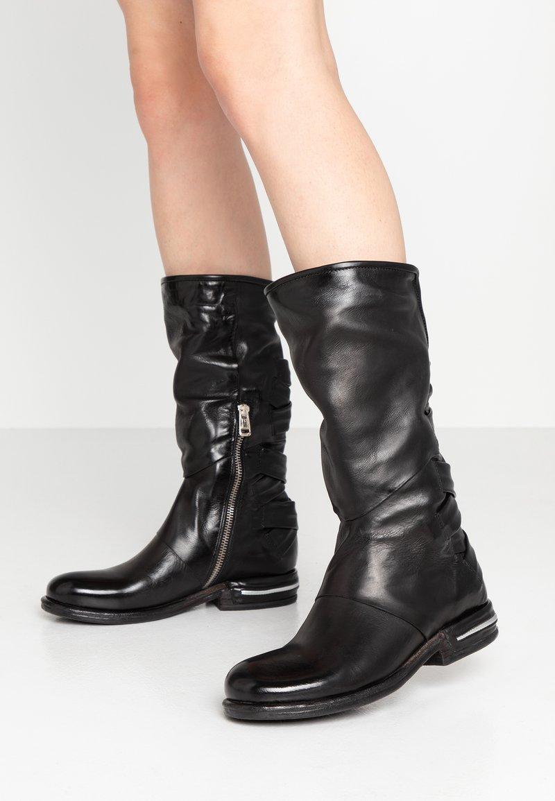 A.S.98 - Boots - nero