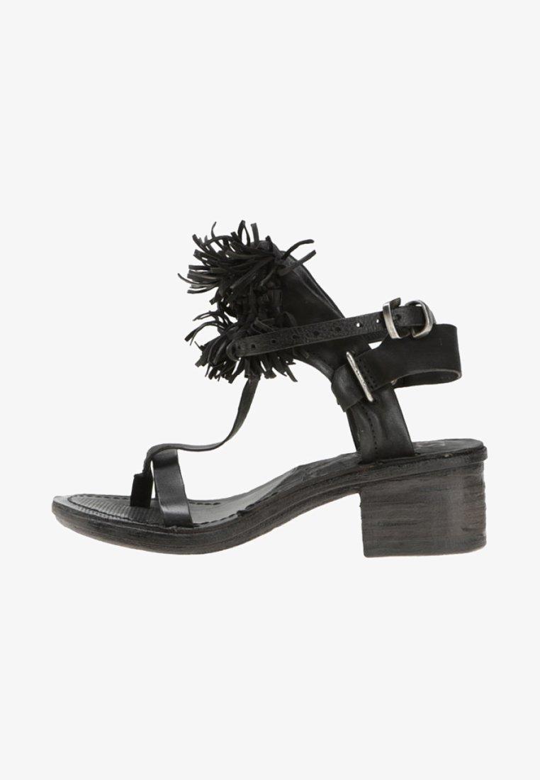 A.S.98 - High Heel Sandalette - black