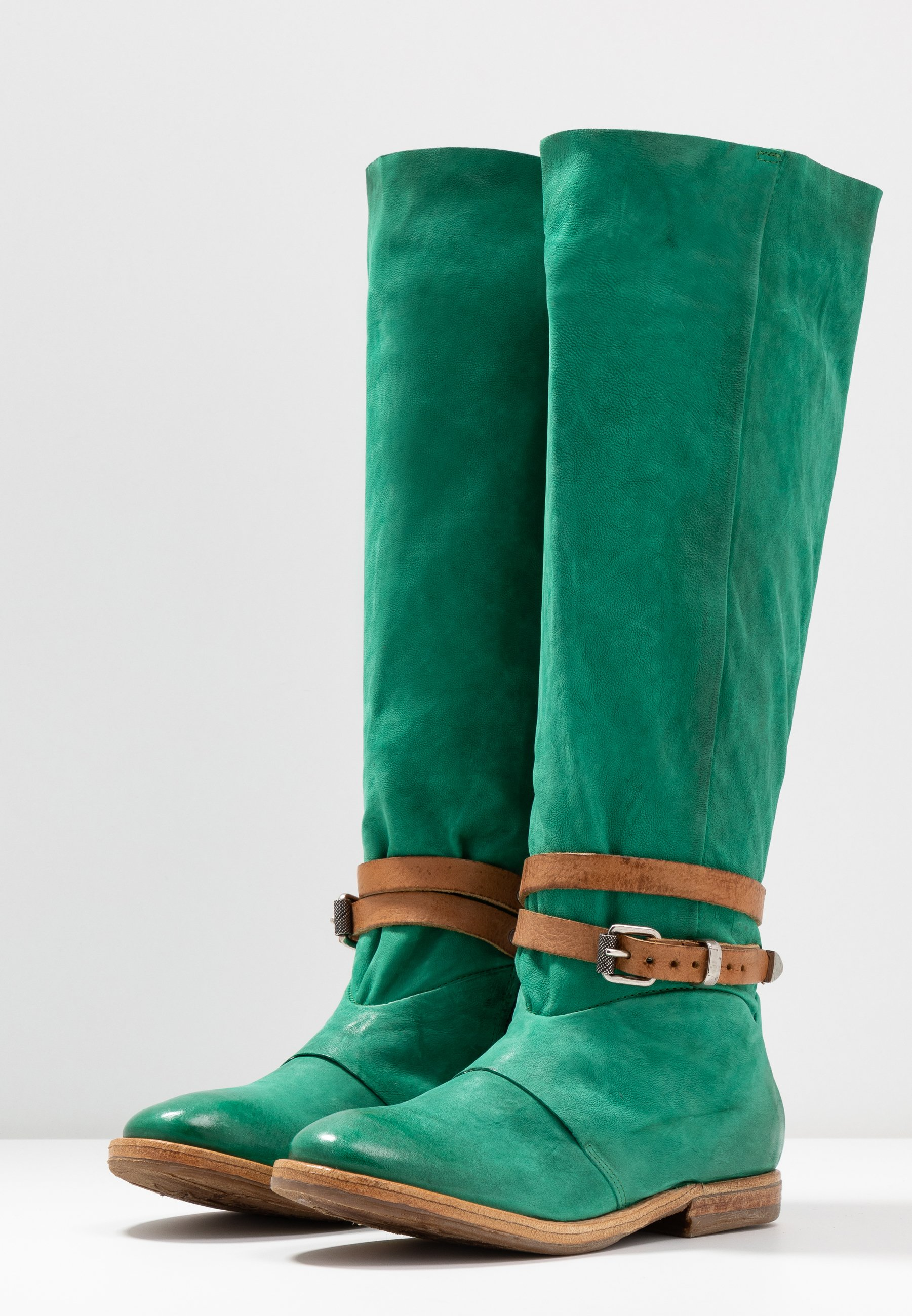 A.S.98 Bottes emeraldnatur ZALANDO.FR