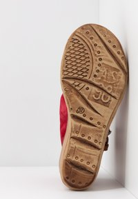 A.S.98 - Platform sandals - blood - 6