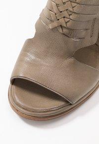 A.S.98 - Sandály na vysokém podpatku - africa - 2