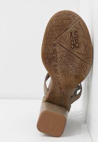 A.S.98 - Sandály na vysokém podpatku - africa - 6
