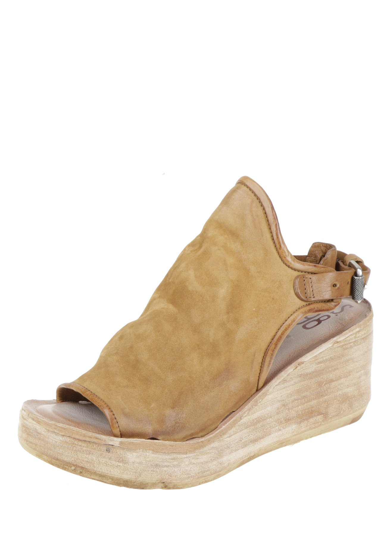 A.S.98 Plateausandalette - brown