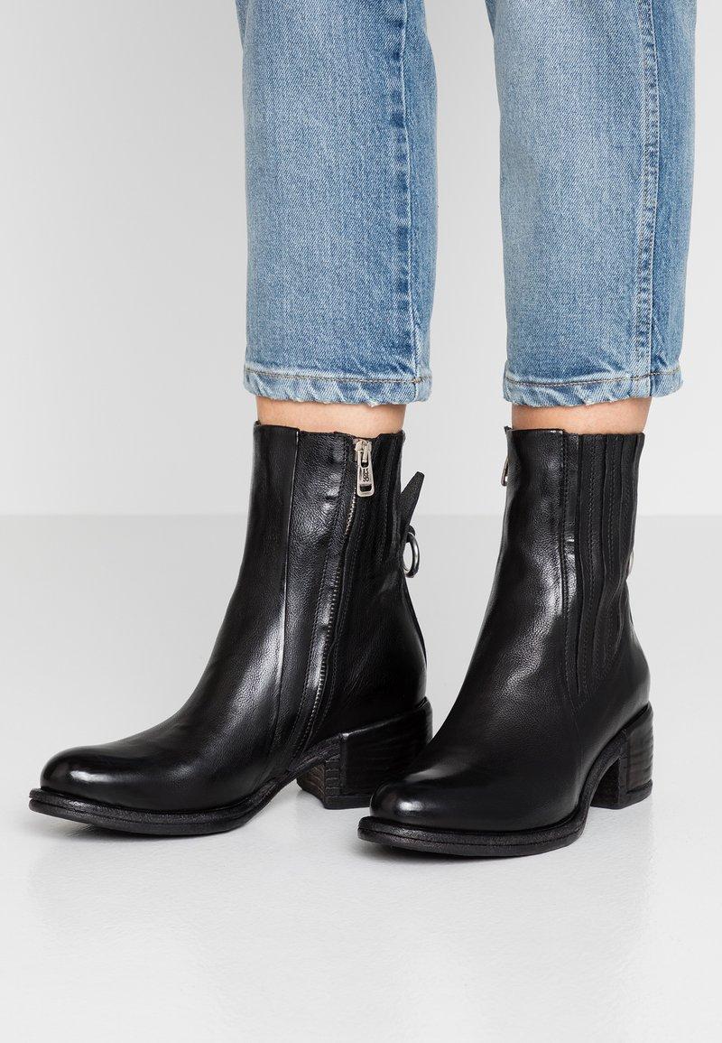 A.S.98 - Kotníkové boty - nero
