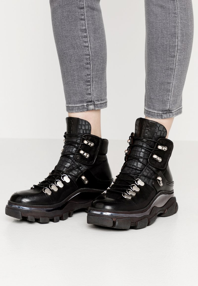 A.S.98 - Ankle boots - nero
